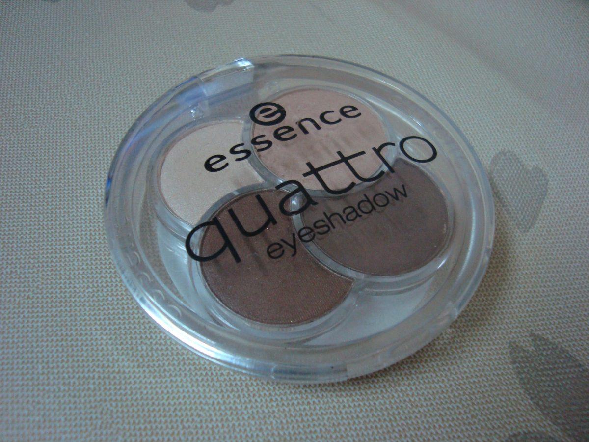 Essence Сенки за очи Quattro