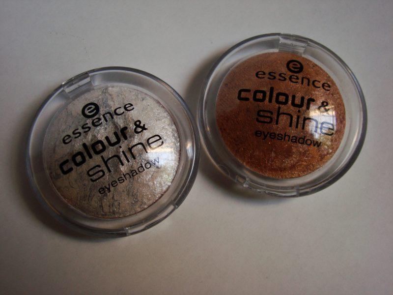 Сенки за очи Essence Colour & Shine