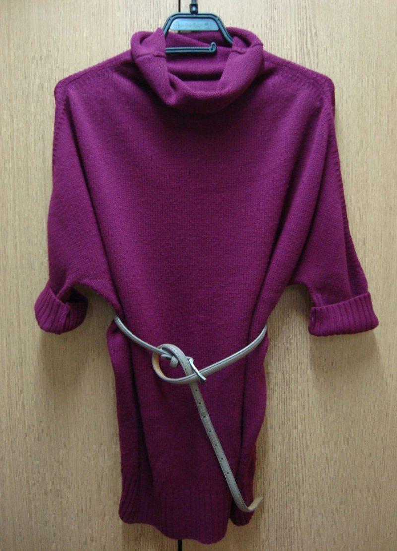 Любима блуза във винено червен цвят