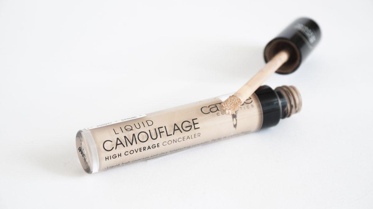 Catrice Liquid Camouflage коректор