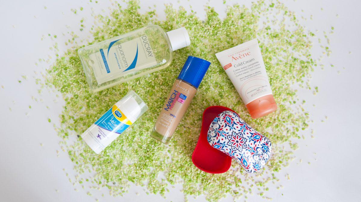 Любими козметични продукти за февруари 2017
