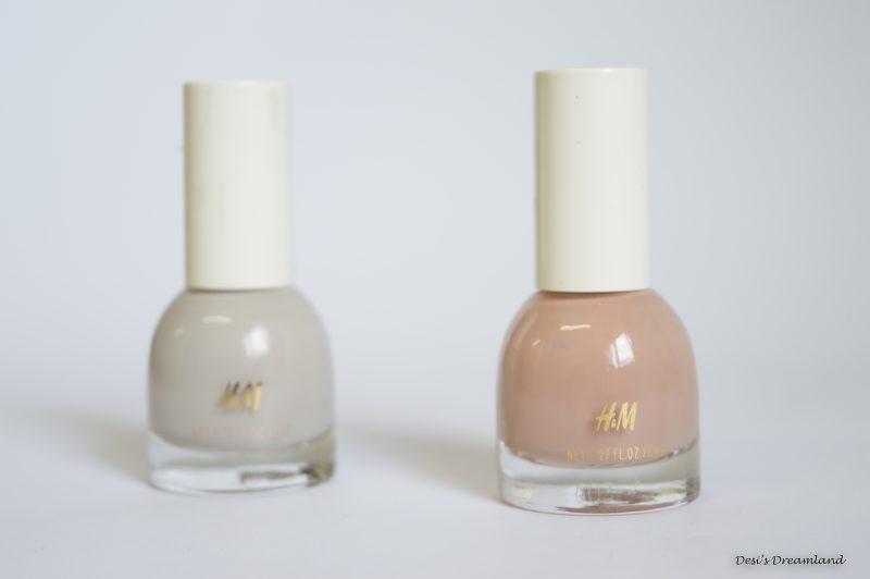 Лакове за нокти H&M
