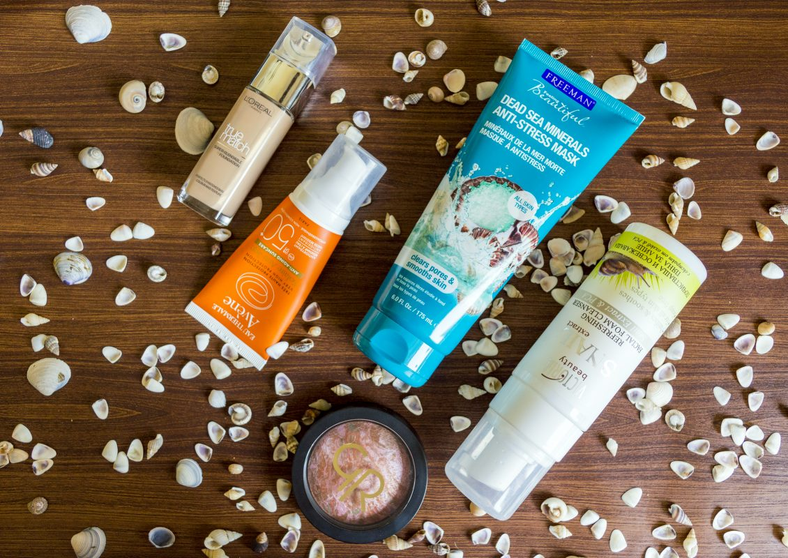 Любими козметични продукти за юли 2017