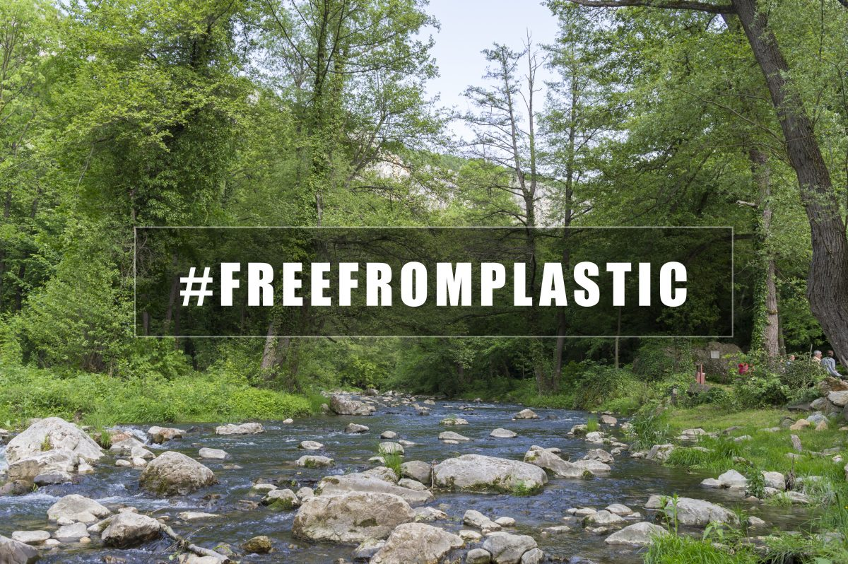Free from plastic Challenge