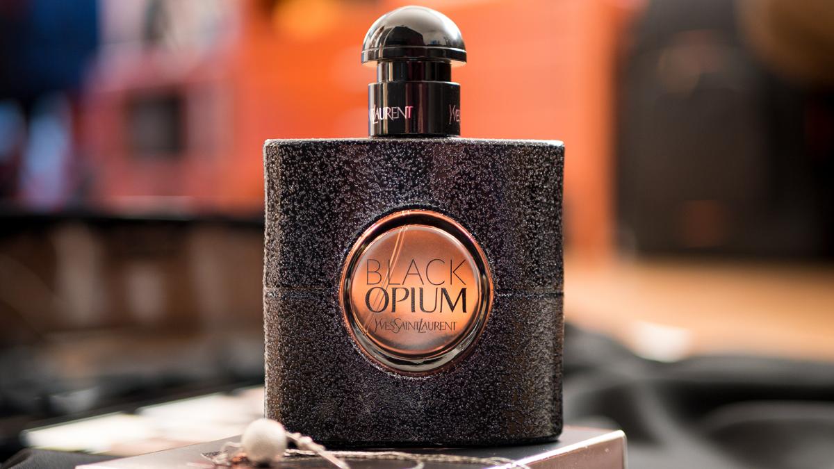 Дамски парфюм YSL Black Opium