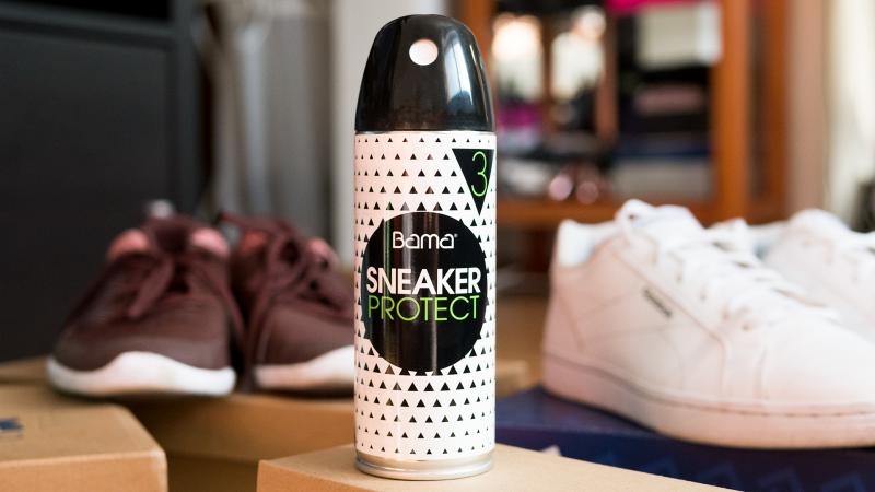 Bama Sneaker Protect Спрей-импрегнатор