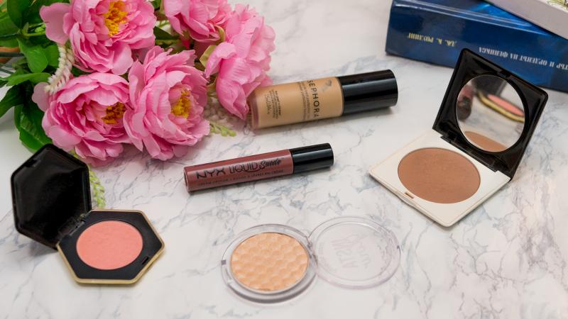 NYX Lipstick Sephora Foundation
