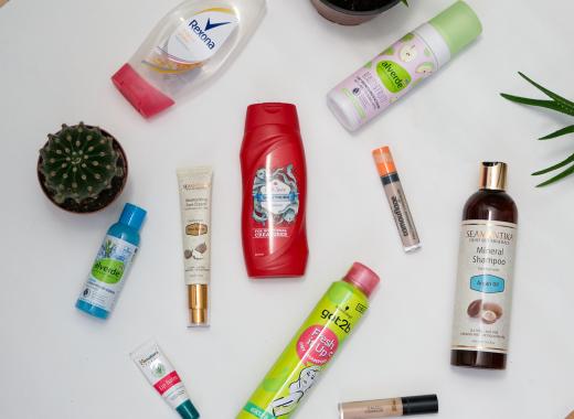 Празни козметични опаковки 9