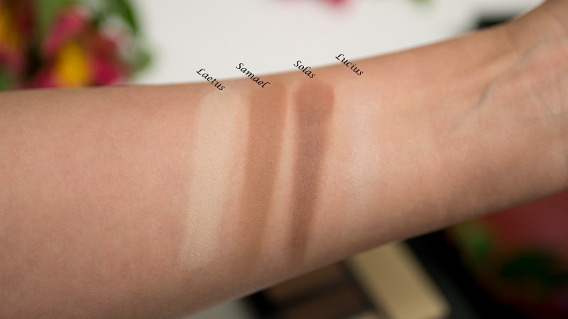 Shade & Light Swatches