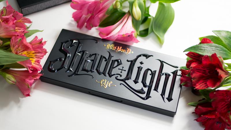 Палитра Kat Von D - Shade & Light