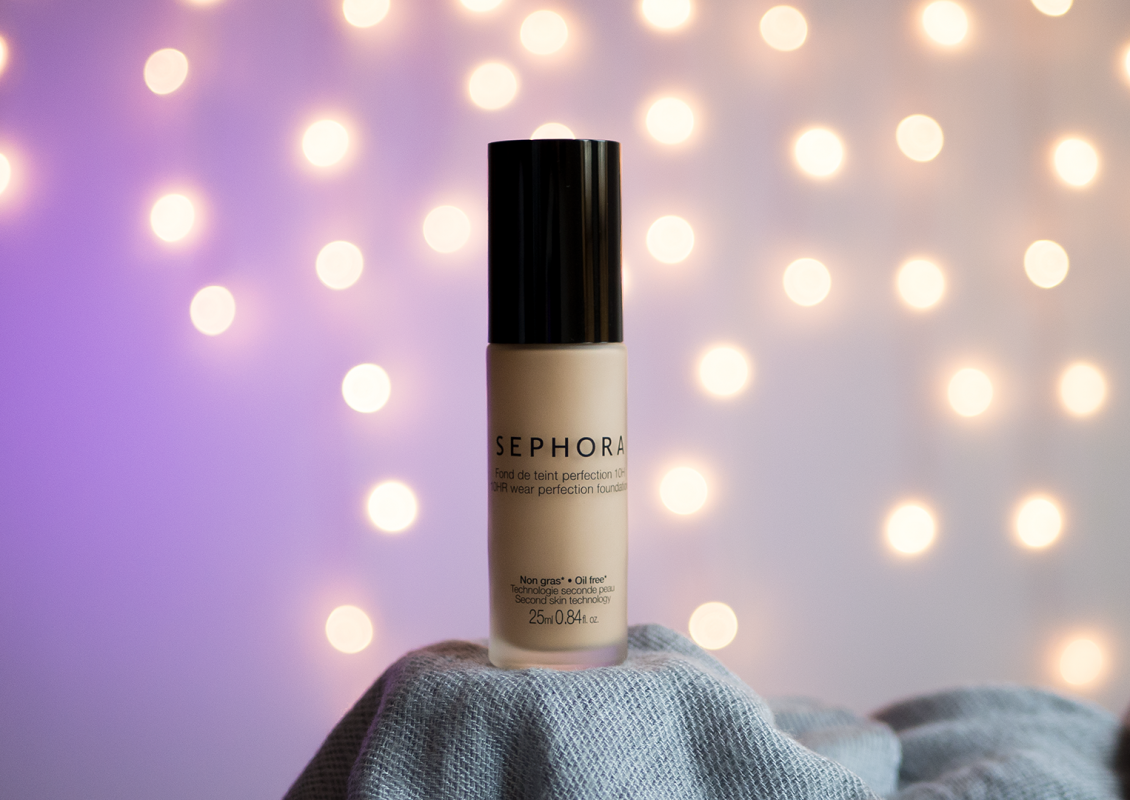 Фон дьо тен Sephora 10HR Wear Perfection