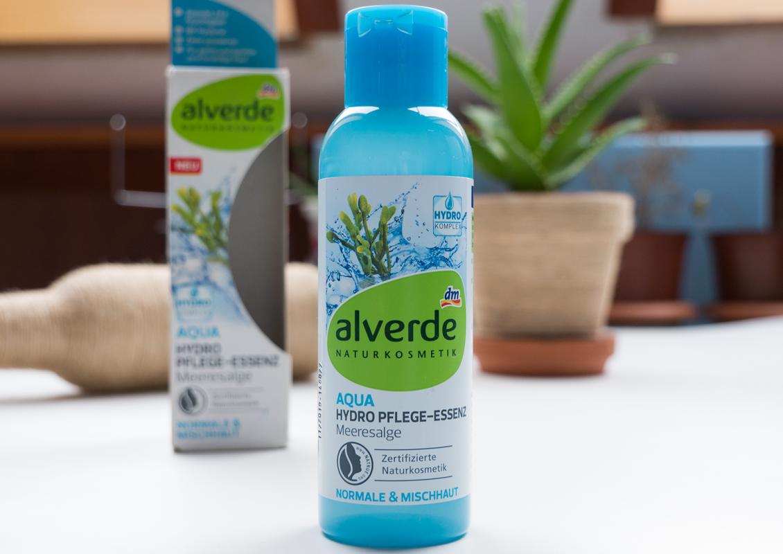 Alverde Aqua Hydro Serum