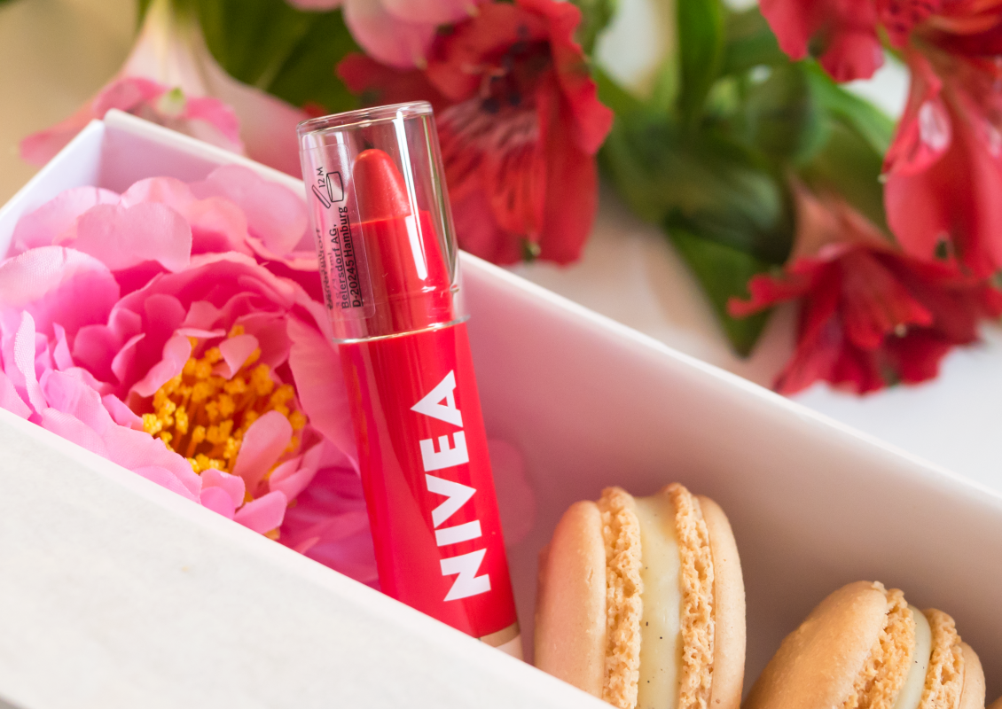 Nivea Crayon Lipstick
