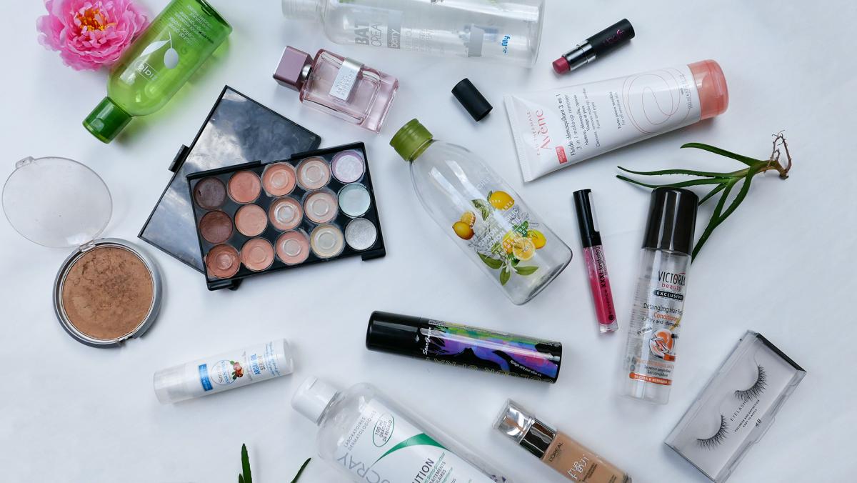 Празни козметични опаковки 10