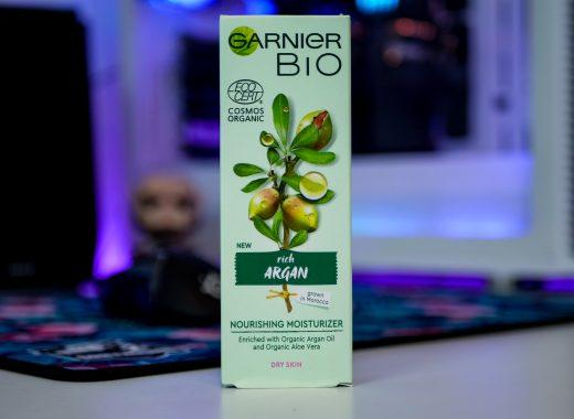 Garnier BIO Argan Nourishing Moisturizing Cream